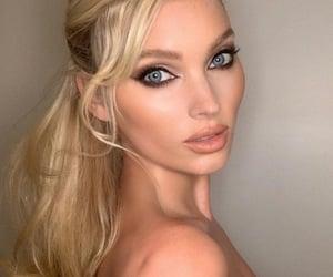 beautiful, luxurious, and makeup image