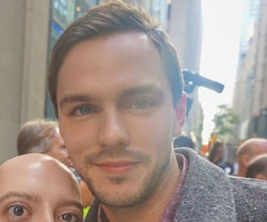 nicholas hoult, icon, and icons image