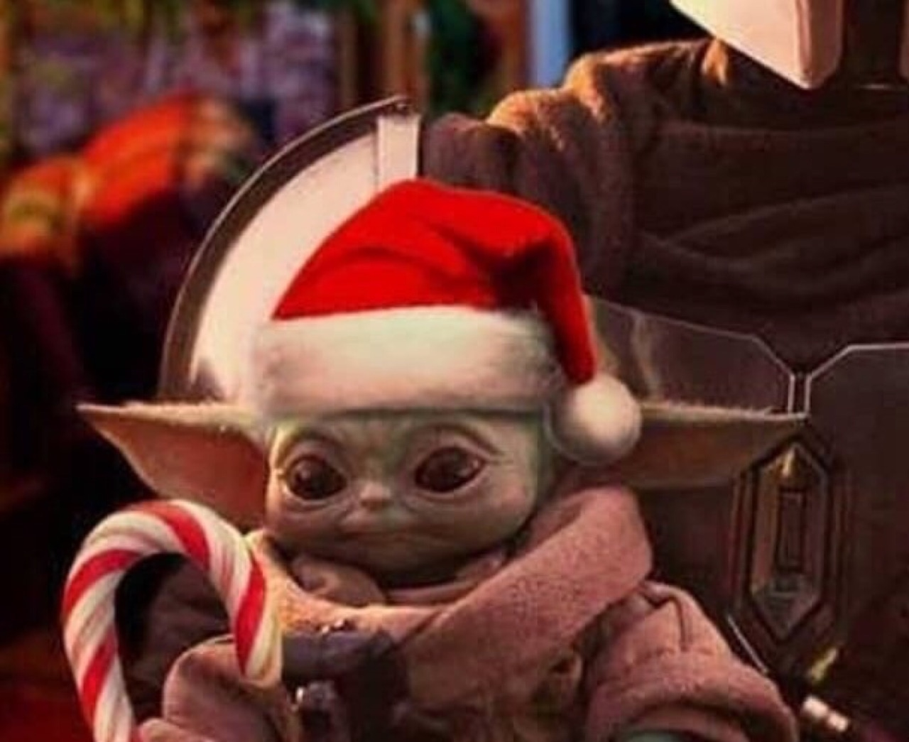 """Christmas """"yoda"""" discovered by $$ on We Heart It"""