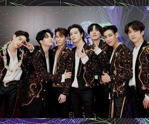 JYP and got7 image