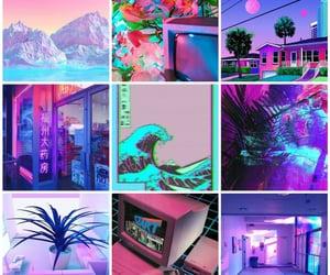 80's, neon, and retro image