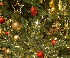 christmas tree, sparkling, and yerevan image