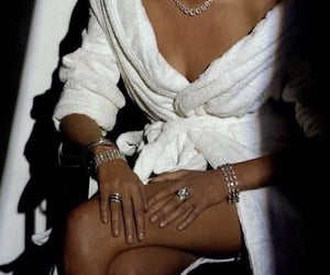 diamond, model, and luxury image