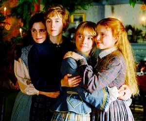 emma watson, Saoirse Ronan, and laura dern image