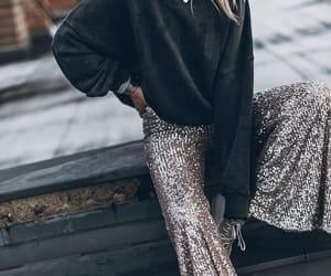 blogger, sweater, and mikuta shop image