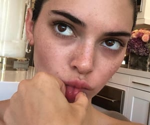 beauty, natural, and Kendall image