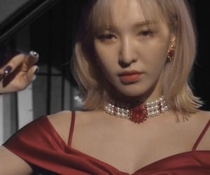 red velvet, wendy, and la rouge image