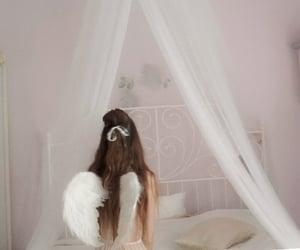 angel, angelic, and girl image