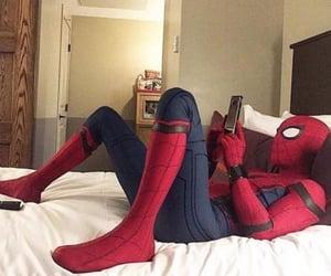 spiderman, peter parker, and Marvel image