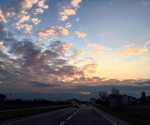 clouds, nature, and pretty image