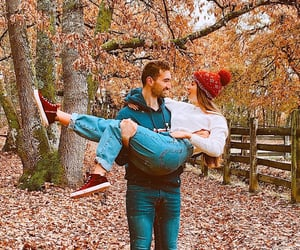 autumn, fall, and Relationship image