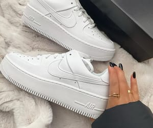 fashion, nike, and shoes sneakers image