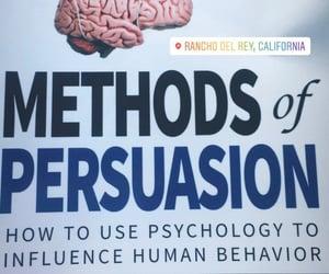 book, psychology, and human behavior image