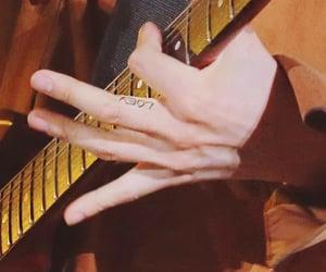 exo, chanyeol, and hands image