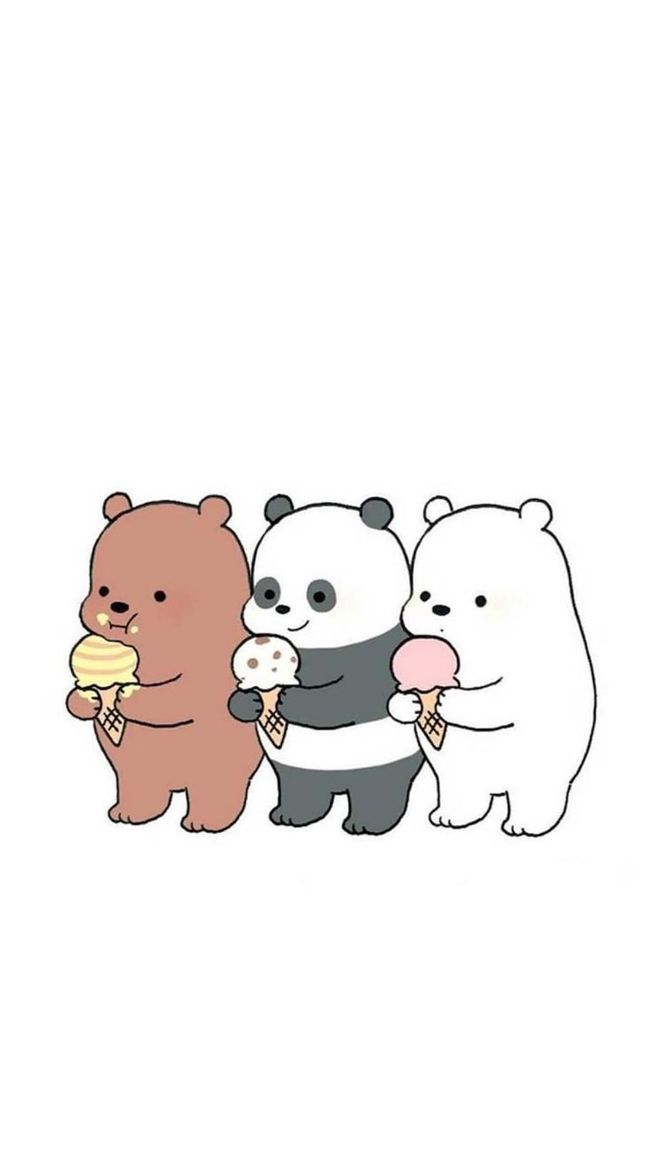 Image About Cute In We Bare Bears By Vivian On We Heart It