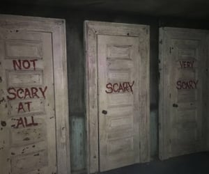 article, horror, and chickens image