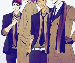 anime, kagami taiga, and handsome image