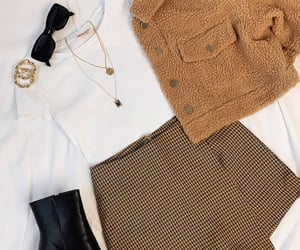 accessories, autumn, and boots image