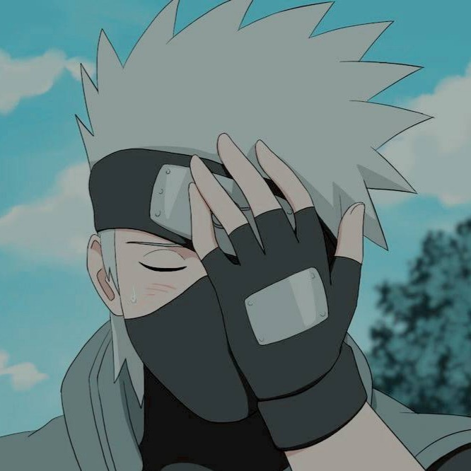 30 Images About Kakashi Icons On We Heart It See More About