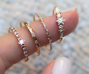 braid, diamonds, and engagement image