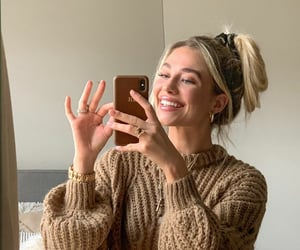 blonde, cozy, and home image