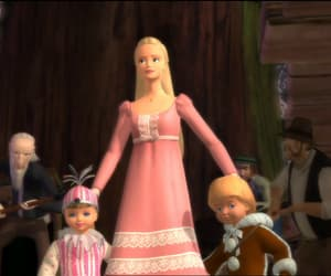 barbie and barbie in the nutcracker image