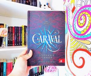 book, stephanie garber, and lendário image