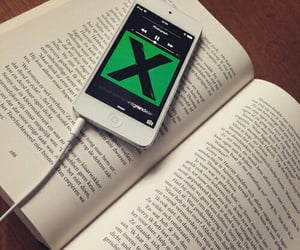 book, music, and study image