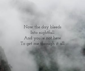 aesthetic, edit, and Lyrics image