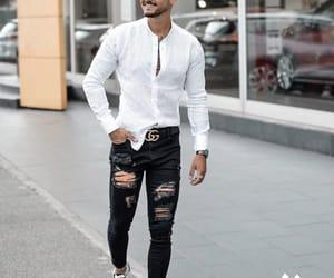 gucci, gucci belt, and mens fashion image