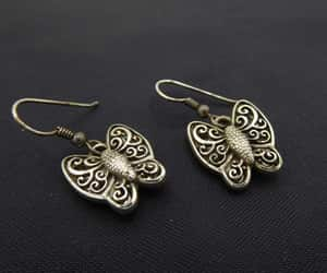 dangling, butterflies, and etsy image