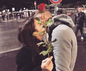 Relationship, kiss, and romance image