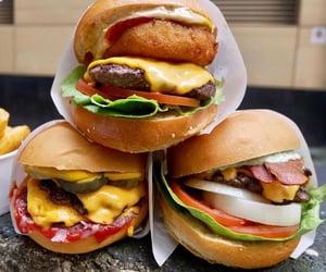burger and yummy image