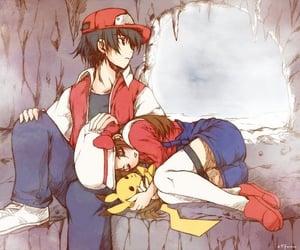 pokemon, anime, and anime girl image