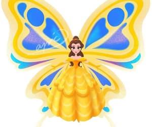 bela, disney, and princess image
