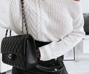 aesthetic, bag, and clothes image
