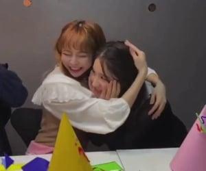 couple, lq, and heejin image