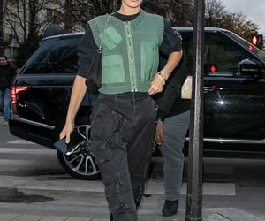 fashion, street style, and bella hadid image