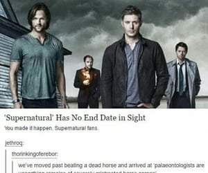 angel, fandom, and deanwinchester image
