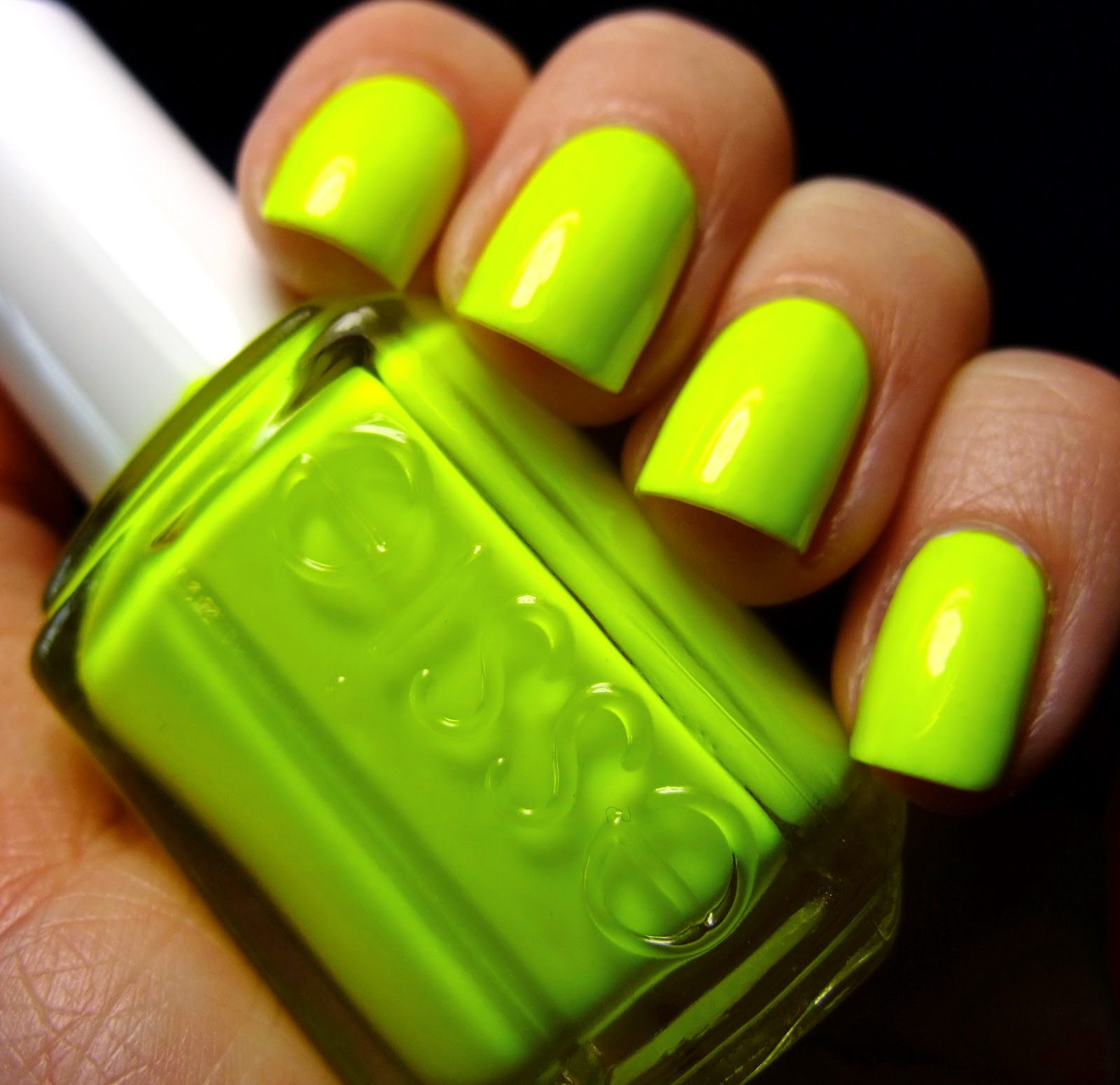 neon nails - Google Search on We Heart It