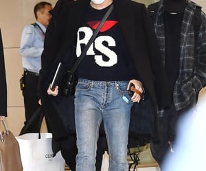 jin, style, and park jimin image