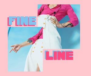 fine line, wallpaper, and Harry Styles image