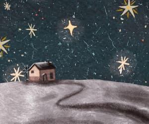estrellas, gif, and animado image