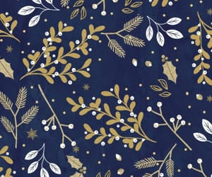 gold, pattern, and wallpaper image