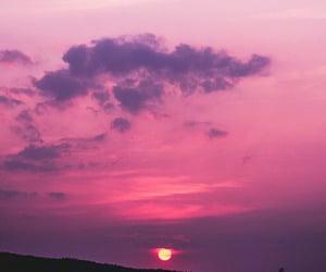 cielo, pink, and sky image