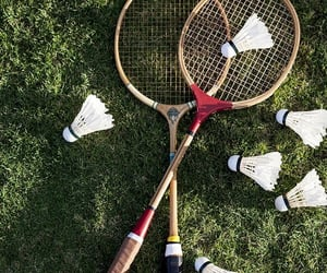 badminton, sports, and deportes image