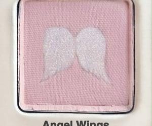 makeup, angel, and eyeshadow image