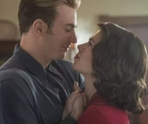 Avengers, hayley atwell, and peggy carter image