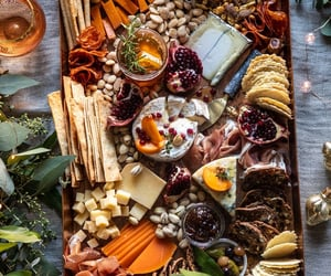 food, foodstyling, and holiday image