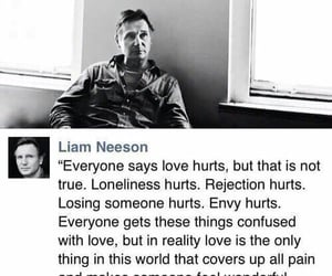 love, quotes, and liam neeson image